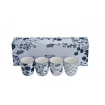 Buy the Tokyo Design Studio Flora Japonica Cup Set online at smithsofloughton.com