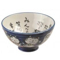 Buy the Tokyo Design Studio Kawaii Blue Cat Bowl online at smithsofloughton.com