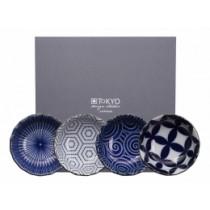 Buy the Tokyo Design Studio Kotobuki Dish Set online at smithsofloughton.com