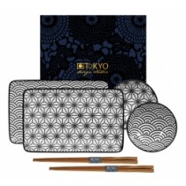 Buy the Tokyo Design Studio Plate Set online at smithsofloughton.com