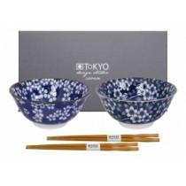 Buy the Tokyo Design Studio Set of 2 Bowls online at smithsofloughton.com