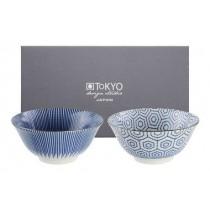 Buy the Tokyo Design Studio Tayo Kotobuki Mixed Bowl Gift Set online at smithsofloughton.com