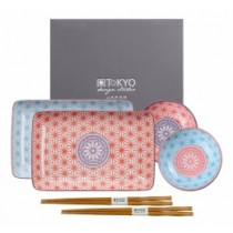 Buy the Tokyo Star Wave Plate Set online at smithsofloughton.com
