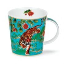Buy the Turquoise Dunoon Lomond Ashaki Mug online at smithsofloughton.com