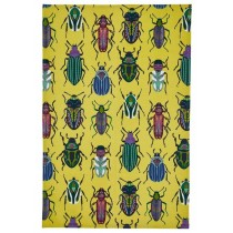 Buy the Ulster Weavers Beetles Tea Towel online at smithsofloughton.com