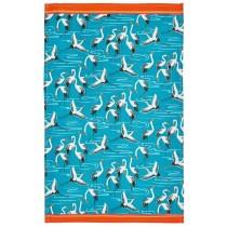 Buy the Ulster Weavers Cranes Tea Towel online at smithsofloughton.com