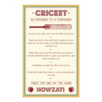 Buy the Ulster Weavers Cricket 2 Cotton Tea Towel online at smithsofloughton.com