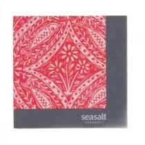 Buy the Ulster Weavers Seasalt Poisson Paper Napkins online at smithsofloughton.com