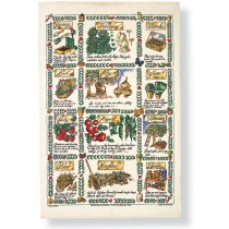 Buy the Ulster Weavers Tea Towel Gardeners Calendar Print online at smithsofloughton.com