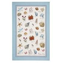 Buy the Ulster Weavers Tea Towel Seashore Print online at smithsofloughton.com