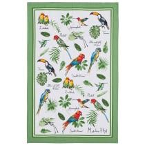 Buy the Ulster Weavers Tropic Birds Tea Towel online at smithsofloughton.com