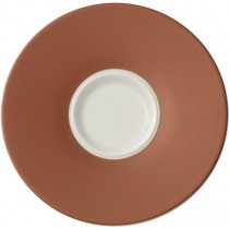 Buy the Villeroy and Boch Caffè Club Uni Oak Saucer 14cm online at smithsofloughton.com