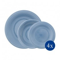 Buy the Villeroy and Boch Color Loop Horizon Dinner Set 12 online at smithsofloughton.com