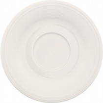 Buy the Villeroy and Boch Color Loop Natural Saucer online at smithsofloughton.com