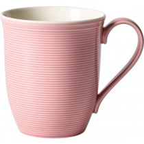 Buy the Villeroy and Boch Color Loop Rose Mug online at smithsofloughton.com