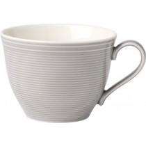 Buy the Villeroy and Boch Color Loop Stone Coffee Tea Cup online at smithsofloughton.com