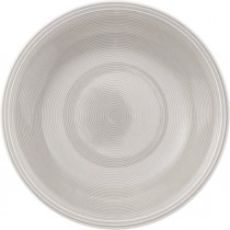 Buy the Villeroy and Boch Color Loop Stone Deep Plate online at smithsofloughton.com