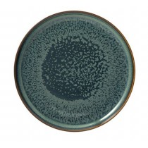 Buy the Villeroy and Boch Crafted Breeze Plate Grey Blue online at smithsofloughton.com