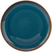 Buy the Villeroy and Boch Crafted Denim Dinner Plate Blue online at smithsofloughton.com