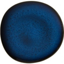 Buy the Villeroy and Boch Lave Blue Dinner Plate 28cm online at smithsofloughton.com