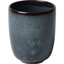 Buy the Villeroy and Boch Lave Gris Beaker 400ml online at smithsofloughton.com