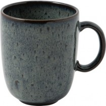Buy the Villeroy and Boch Lave Gris Mug online at smithsofloughton.com