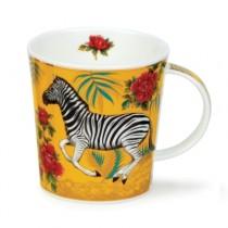 Buy the Yellow Dunoon Lomond Ashaki Mug online at smithsofloughton.com