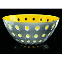 Buy the Yellow Guzzini Le Murrine Bowl 25cm online at smithsofloughton.com