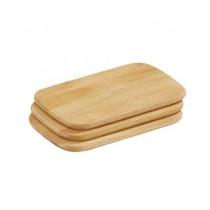 Buy the Zassenhaus Set of 3 Chopping Boards 22x15 cm online at smithsofloughton.com