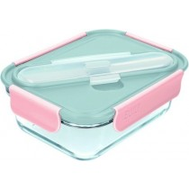 Buy this Built Mindful 1 Litre Lunch Box with Cutlery online at smithsofloughton.com