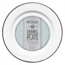 Buy this Living Nostalgia Enamel 24cm Dinner Plate online at smithsofloughton.com