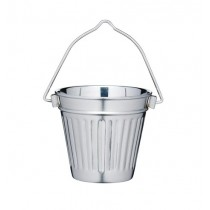 Buy This Master Class Professional Mini Deluxe Stainless Steel 9cm Serving Pail at smithsofloughton.com