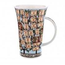 Buyb the Dunoon Kings and Queens Mug online at smithsofloughton.com
