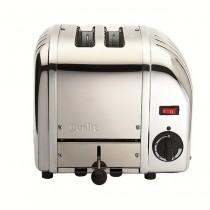 Buy Dualit Vario 2 Slot Toaster Chrome online at smithsofloughton.com