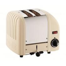 Buy Dualit Vario 2 Slot Toaster Cream online at smithsofloughton.com