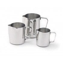 Kitchen Craft Medium Stainless Steel Jug (Pictured on the left)