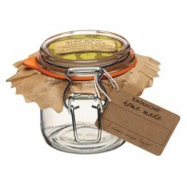 Kitchen Craft Glass Terrine Jar 200ml