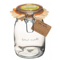 Kitchen Craft Glass Preserving Jar 1000ml