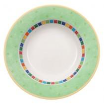 Villeroy & Boch  Twist Alea Verde Deep Plate