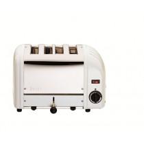 Dualit Vario 4 Slot Toaster White