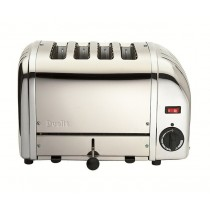 Dualit Vario 4 Slot Toaster Chrome
