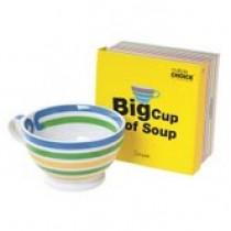 Top Choice Soup Big Cup Blue & Green