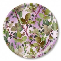 Jamida Michael Angove Blackberry Round Tray online at smithsofloughton.com