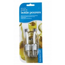 Kitchen Craft Oil Bottle Pourer Spouts