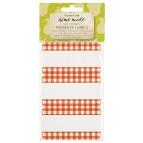 Kitchen Craft Jam Jar Labels