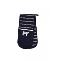 Buy the Kitchen Craft Butchers Boy Double Oven Gloves online at smithsofloughton.com