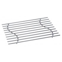 Buy the Kitchen Craft Living Chrome Trivet 45cm X 30cm online at smithsofloughton.com