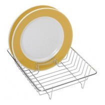 Buy Kitchen Craft Small Dish Drainer Chrome online at www.smithsofloughton.com