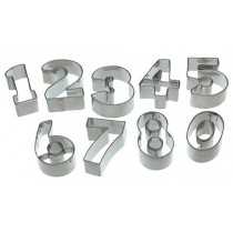 Buy the Let's Make Numeral Cookie Cutter Set online at smithsofloughton.com