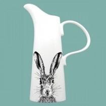 Little Weaver Arts Extra Lage Sassy Hare Jug 11cm online at smithsofloughton.com